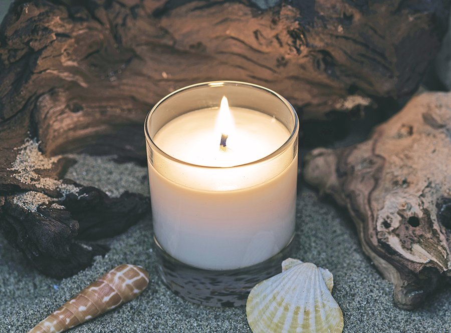 Sea Mineral Candles